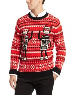 35 Hilariously Hideous Christmas Sweaters via Brit + Co