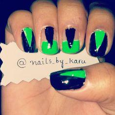"""Hi ppl  good morning this is Acid nails Inspired @yagala Love doing it I hope u love them  @yagala @el_corazon_shop """"India"""" I !ove to have a collection of those  #recreate_yagala_nails #lovecolourcombo #karunails  #lovenails #nailartclub #nailsmay #maynails #summer #nailhaul #nails #nailart #nailstagram #nailsbyme #nailcharms #nailswag #nailarts #nailsoninstagram #nailchallenge #scra2ch #scra2chally #nailtime #nailartfun #summernails #nailtime #naillove by nails_by_karu"""