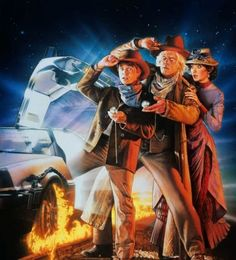 Back to the Future Part III (no Brasil, De Volta Para o Futuro III e, em Portugal, Regresso ao ...