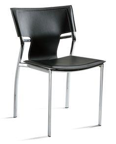 SLOPE-tuoli, musta