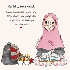 Muslim Quotes, Islamic Quotes, Hijab Cartoon, Instagram Background, Muslim Girls, Daily Reminder, New Opportunities, Doa, Daily Quotes