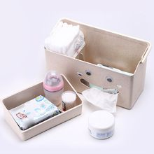 Multifunction Infant Diaper Storage Box Bedside Storage Travel Portable Storage Baby Bed Storage Box Baby D In 2020 Diaper Storage Diaper Organization Portable Storage
