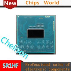 50.00$  Buy here - Free shipping latop core 3560M CPU 2.4G / 3M SR1LC PGA official version of the notebook supports HM86/87 Chipset  #buyonlinewebsite