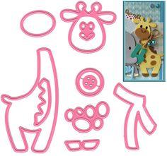 Marianne - Collectables Die - Eline's Giraffe,$18.99