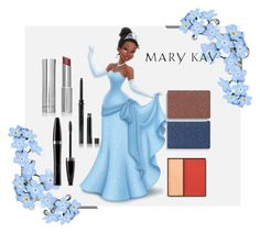 Tiana Mary Kay Color by taylormarie213 on Polyvore featuring polyvore, beauty and Mary Kay