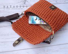 Marvelous Crochet A Shell Stitch Purse Bag Ideas. Wonderful Crochet A Shell Stitch Purse Bag Ideas. Diy Crochet Bag, Crochet Wallet, Crochet Backpack, Crochet Shell Stitch, Crochet Clutch, Crochet Handbags, Crochet Purses, Yarn Bag, Craft Bags