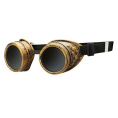 <p>Show your support for NXT Diva Becky Lynch with these Official Steampunk Goggles!</p><p>