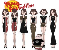 Phineas and Ferb fashion: Buford by Willemijn1991.deviantart.com on @deviantART