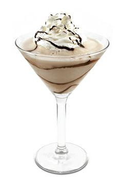 1 part Pinnacle Whipped,1 part Irish Cream,1 part Coffee Liqueur. Blend together with ice and pour into a chocolate swirled glass.