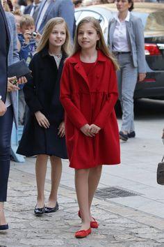 Sofía y Leonor