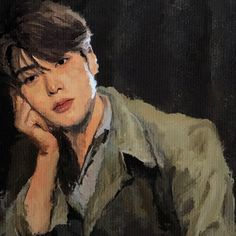 Kpop Drawings, Couple Drawings, Art Drawings, Jimin Fanart, Kpop Fanart, Jung Joon Ho, Nct Dream Renjun, Jung Jaehyun, Jaehyun Nct