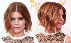 Chop, Chop: 21 Celebrities Go From Long to a Long Bob: Another look at Kate Mara's Long Bob