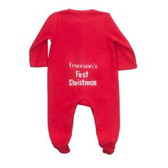 c3a4956d8 Matching footies for Daddy and PB--Bear Bottom Red Infant Flapjacks ...