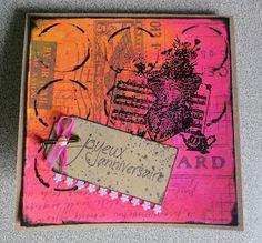 Kit carte juillet 2015 chez Scrapbook Tendance