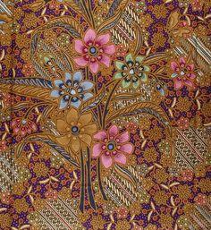 Hand-printed Batik