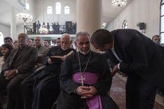 Fleeing ISIL, Assyrian refugees mark Easter in Lebanon - Al Jazeera English