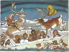 Praatplaat eskimo's