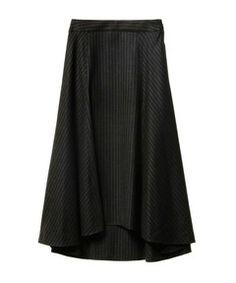 ASTRAETのASTRAET(アストラット) ストライプキリカエ フレアスカートです。こちらの商品はUNITED ARROWS LTD. ONLINE STOREにて通販購入可能です。