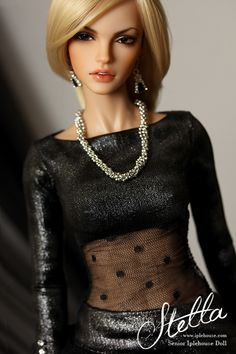 Iple House Ball jointed Doll Shop : S.I.D (65cm) Basic Doll - Woman - Stella