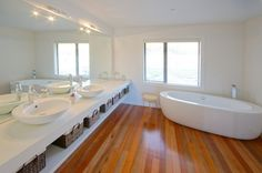 Bathroom Inspiration -bathroom completed for Canterbury Builders New Build 2014