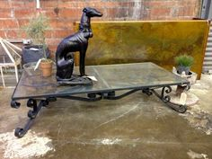 furniture for sale in Dallas, Texas Glass Top Coffee Table, White Elephant, Industrial Chic, Dining Table, Iron, Antiques, Stuff To Buy, Furniture, Black