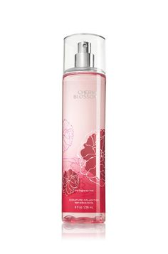 Cherry Blossom Fine Fragrance Mist - Signature Collection - Bath & Body Works  In my top 5 fragrance favs!
