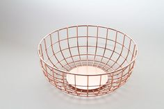 The Menu Wire Bowl was mainly made for fruits, but it can be used for everything: apples, oranges and magazines or wool balls can be stored in here. The Menu Wi