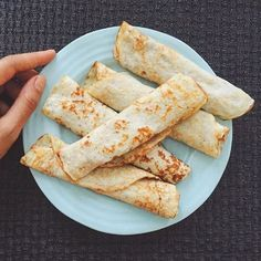 """""""《""""Notella"""" cheesecake crêpes》 Get it. Because there was no Nutella harmed/used in the making of these beautiful French masterpieces! Diabetic Recipes, Keto Recipes, Vegetarian Recipes, Cooking Recipes, Healthy Recipes, Nutella, Baking, Breakfast, Ethnic Recipes"""