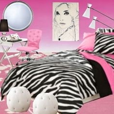 Dorm Room For HerInterior Design Ideas Customized Digital Mood Board