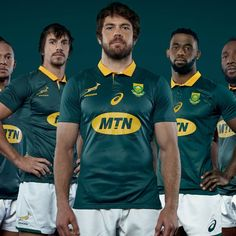 We've always backed the Bokke, now it's official.