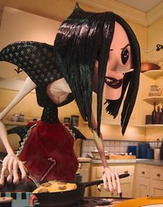 coraline other mother - Google Search