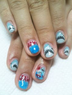 BEKA HERE IS SOMETHING FOR YOU FOR NEXT WEEK!! Perfect for Shark Week