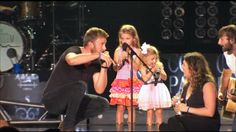 Thank you, Lady Antebellum for honoring 3 year old heart transplant survivor, Mallory Hall!