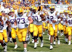 lsu tigers football - Google Search