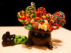 The Candy Cauldron Polymer Clay Tutorial