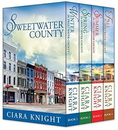 Right now Sweetwater County: Books 1–4 by Ciara Knight is $0.99