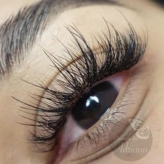 When done professionally eye lash extensions give you long lushes, beautiful lashes that look natural. Permanent Eyelash Extensions, Semi Permanent Eyelashes, Eyelash Extensions Styles, Applying False Eyelashes, Individual Eyelash Extensions, False Lashes, Mink Lash Extensions, Long Lashes, Eyeliner