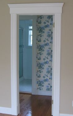 Door casing, windows, base | Living Room | Pinterest ...