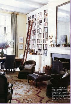 Julia Reed's NYC apartment