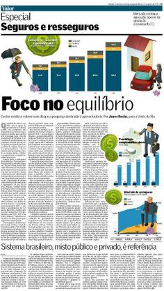 Título: Foco no equilíbrio. Veículo: Valor Econômico, Especial Seguros e Resseguros. Data: 31/05/2014. Cliente: Allianz Seguros.