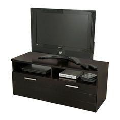 ameublement tanguay meuble t l par south shore ptr 479894 meuble tv de style contemporain. Black Bedroom Furniture Sets. Home Design Ideas