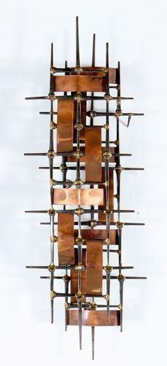 New Modern Art Deco Sculpture Mid Century Ideas Modern Metal Wall Art, Modern Art Deco, Metal Art, Vintage Modern, Metal Sculpture Wall Art, Steel Sculpture, Wall Sculptures, Garden Sculpture, Paper Wall Art