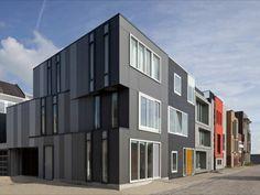 Corner House In Leiden / Sophie Valla Architects, Marc Koehler Architects
