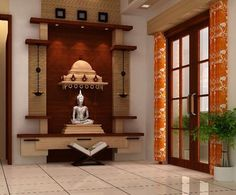 9 Optimistic Clever Tips: False Ceiling Design For Passage false ceiling living room galleries.Wooden False Ceiling Cove false ceiling design for passage.L Shape False Ceiling. Pooja Room Design, Door Design, Room Design, Pooja Rooms, Temple Design For Home, False Ceiling Design, Room Door Design, Home Temple, Pooja Room Door Design