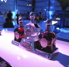 Casa Noble tequila Bottle stand
