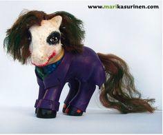 Personajes de películas versión Pony