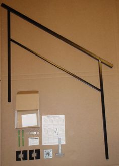Best Attaching Handrail And Rosette To Wall For The Home In 400 x 300
