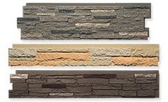 Faux stone decorative panels are the smart choice when remodeling because they won't fade, are strong, durable, easy to install and stand up to what Mother Nature throws at it.