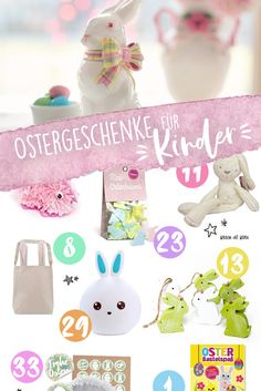 40 süße Ostergeschenke für Kinder Happy Easter, Place Cards, Place Card Holders, Easter Gifts For Kids, Craft Tutorials, Easter Activities, Happy Easter Day