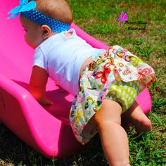 sewing projects for babies   ... Skirt for baby girl 0-24M- Diaper cover ...   Sewing project + t